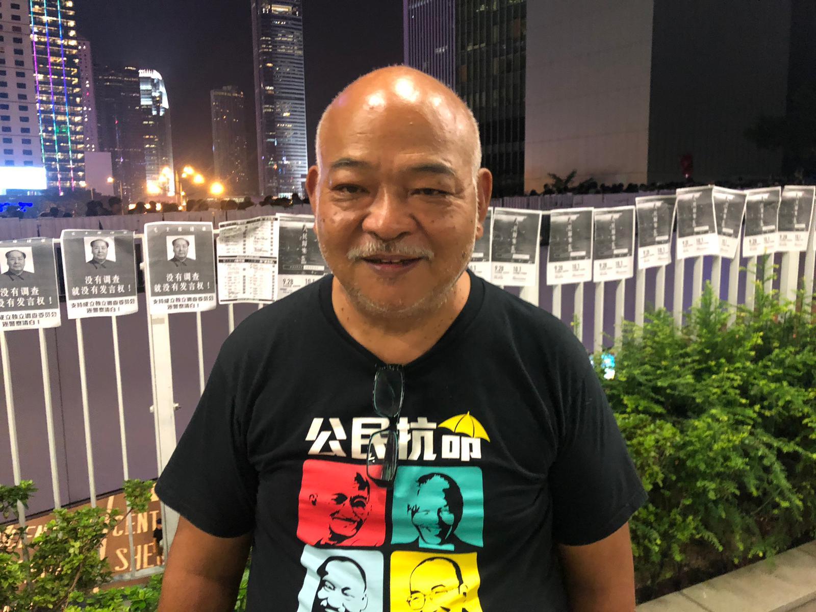 民間電台台長:結束一黨專政 還政於民