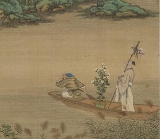 清畫院畫《十二月月令圖九月》。(公有領域)
