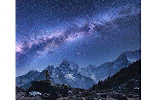 新發現:銀河系內也有崇山峻嶺