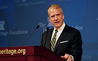 美議員:中共欲推翻國際秩序 導致新的冷戰