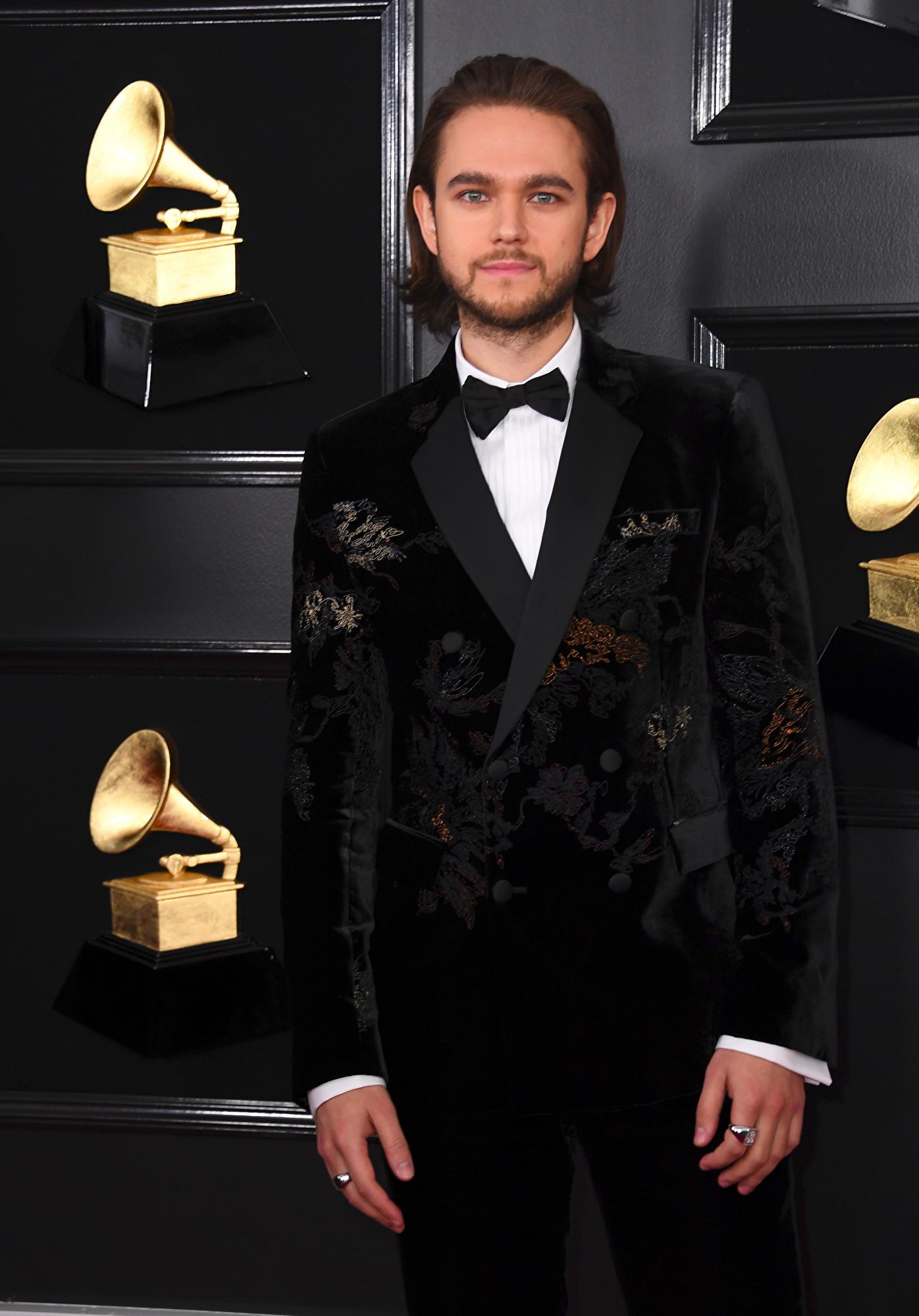圖為格萊美獎得主、著名德國籍知名DJ澤德(Zedd)。(VALERIE MACON / AFP)