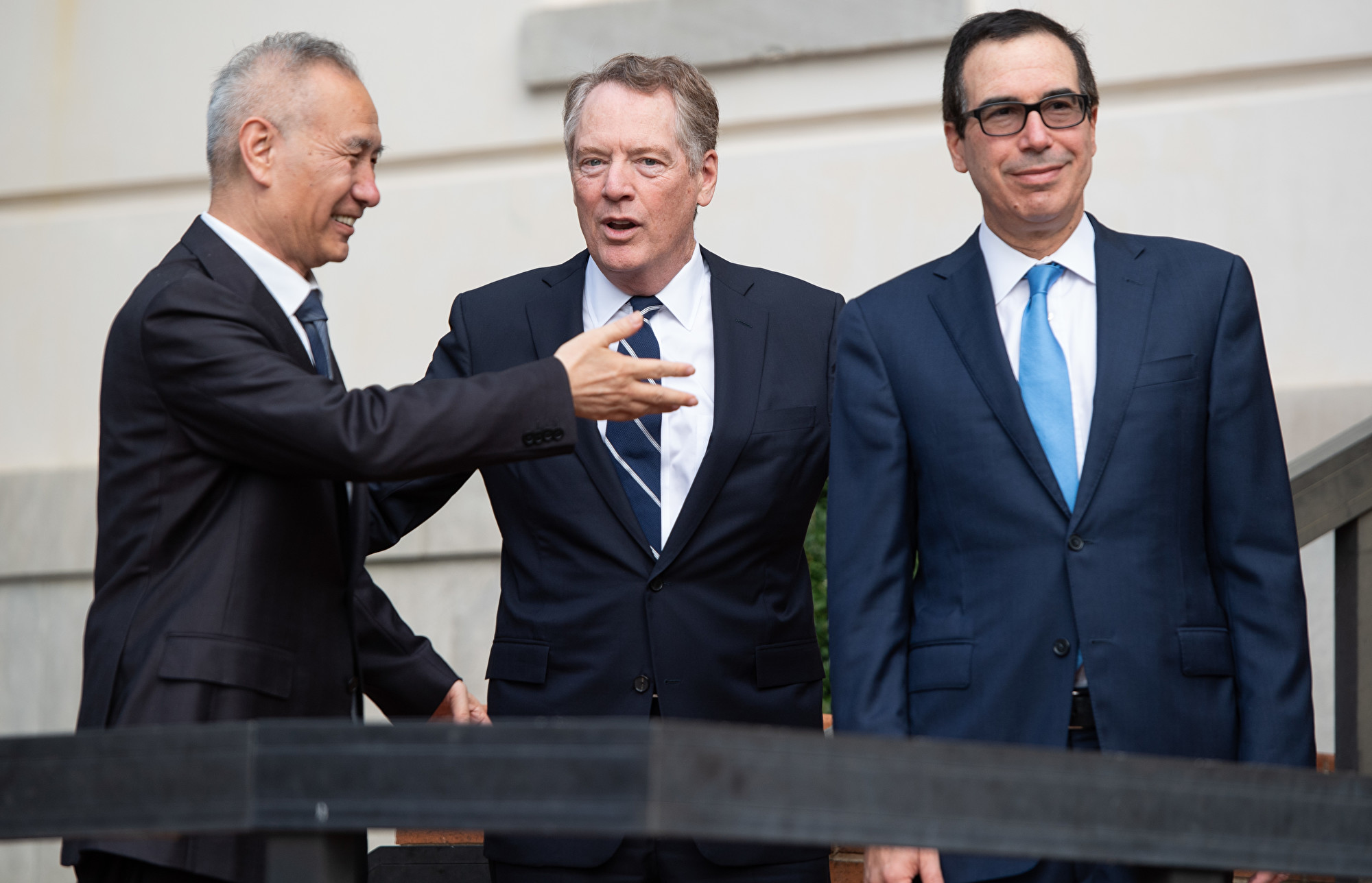 傳中方要求APEC前增加會談 貿談再起波瀾或破裂