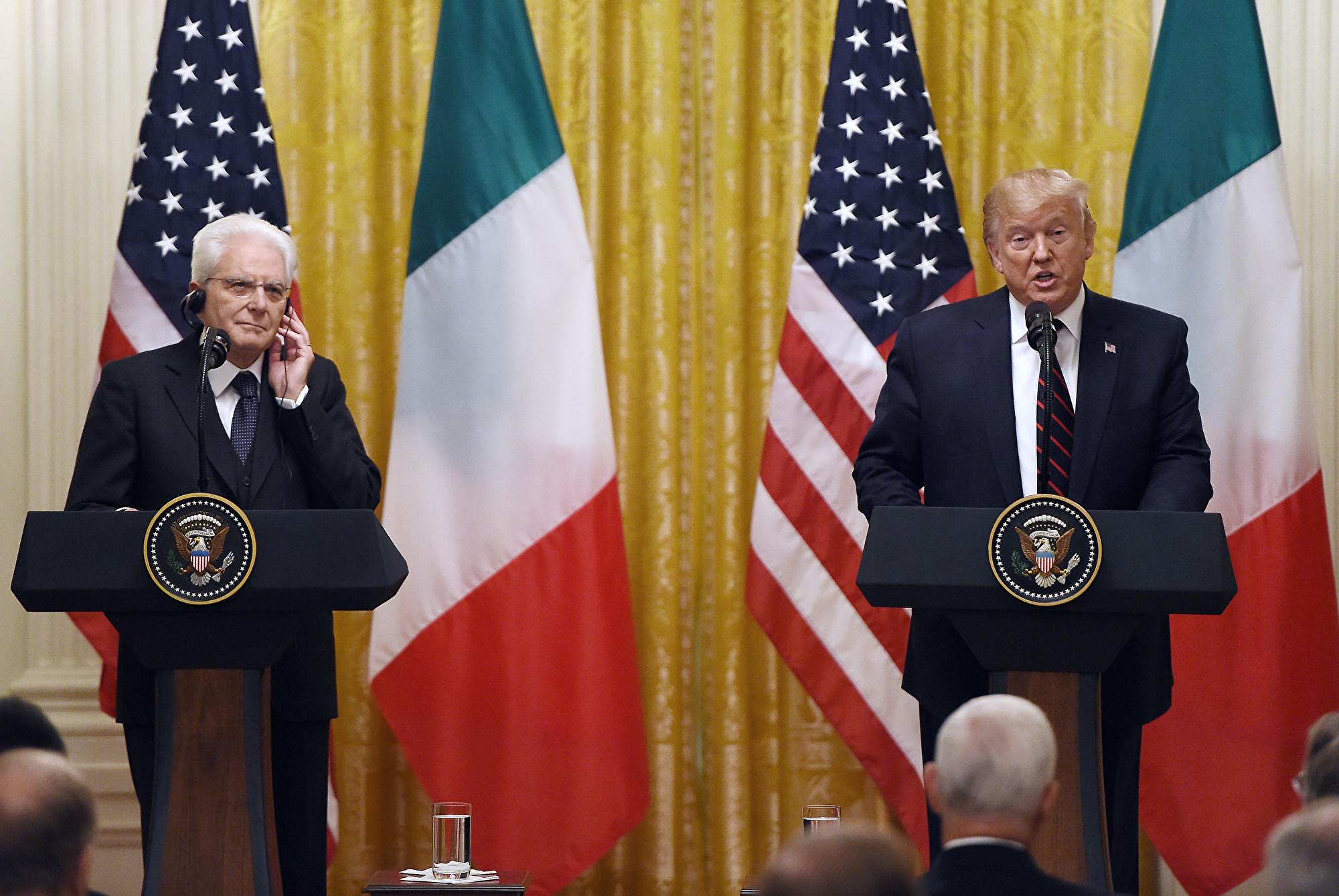 特朗普:中美貿易協議或在智利習特會簽署
