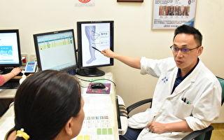 年輕入選田徑國手  靜脈曲張導致慢性膝部腫痛
