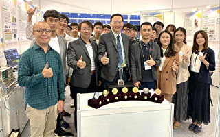 台湾创新技术  多用户随机存取讯号分析铂金奖