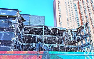 谷歌剑桥市办公大楼重建中