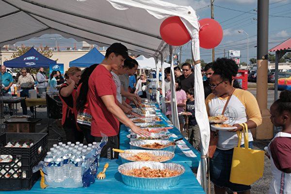 德拉華州紐瓦克農夫市場舉辦第15屆美食節