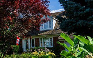 加國9月份二手房銷售量年增15.5%