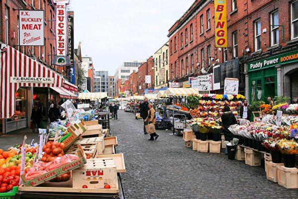 都柏林摩爾街市場或成为歷史