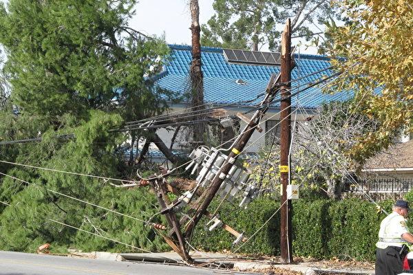南加愛迪生擬再度斷電防火