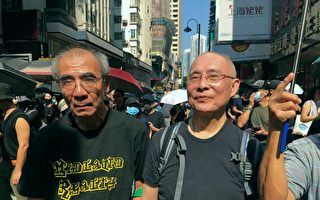 香港著名作家-偷渡客:追求自由 争取自由