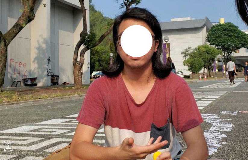 港中大學生對性暴力憤怒 籲重組警隊