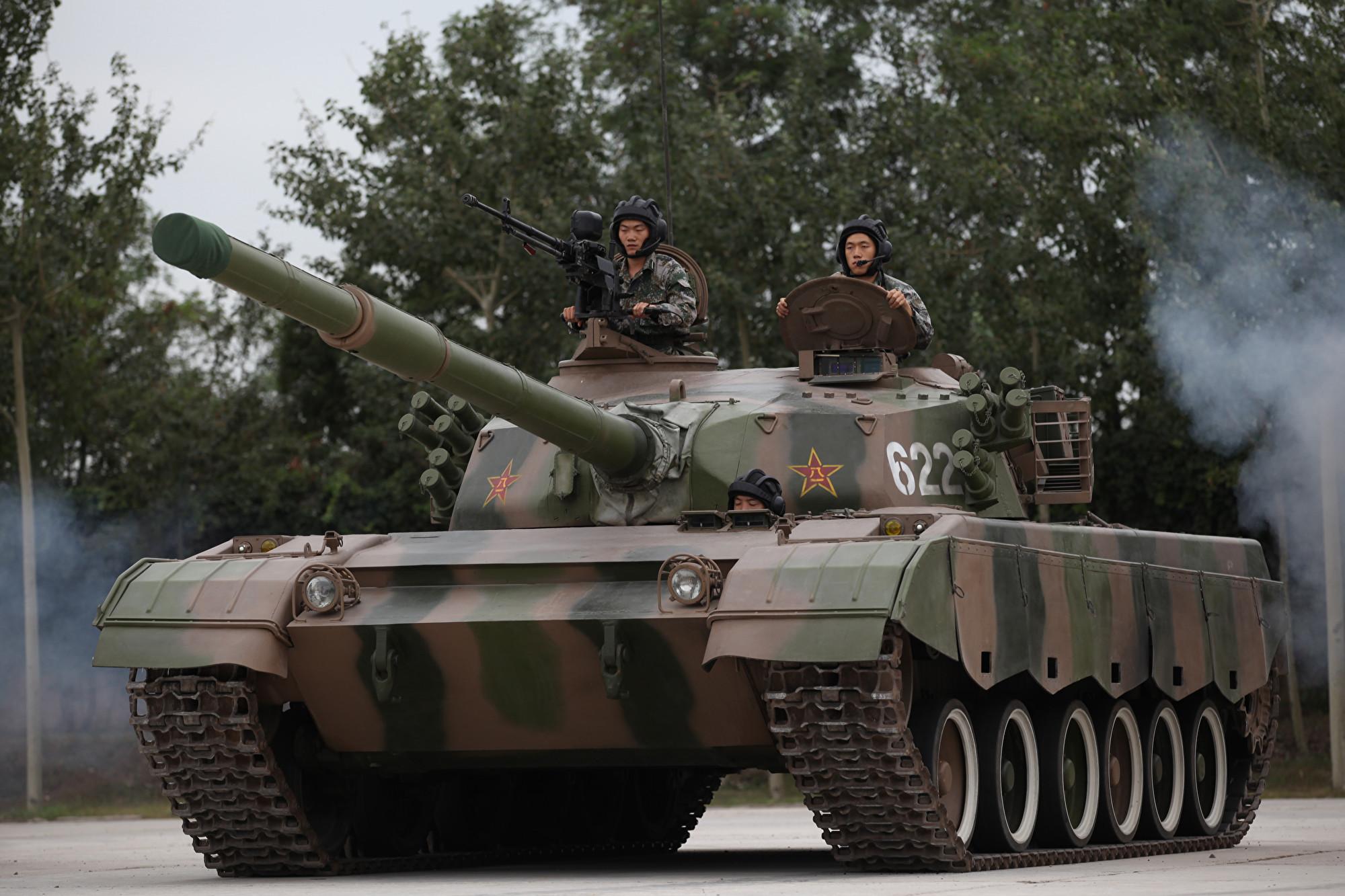 【新聞看點】坦克進北京?四中全會議題只一個