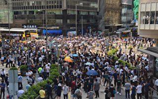 香港高院拒批緊急暫緩 禁蒙面法生效