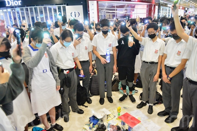 要求上報戴口罩學生人數 香港教育局被轟