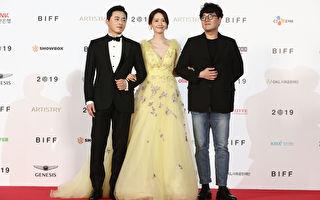 潤娥與都敬秀 今日獲釜日電影獎人氣獎
