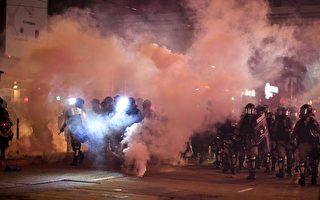 【更新中】10.4港人抗议禁蒙面法 港铁关闭