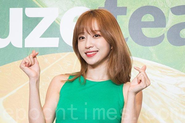 EXID成員Hani簽約新公司 與孝敏成為同門