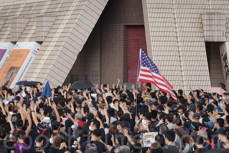 港人:我們有強烈信念 可以守護住香港