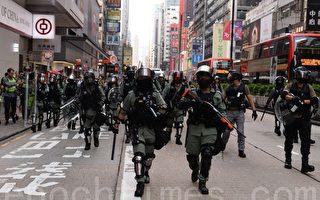 親歷抗爭現場 美議員:香港正淪為警察社會