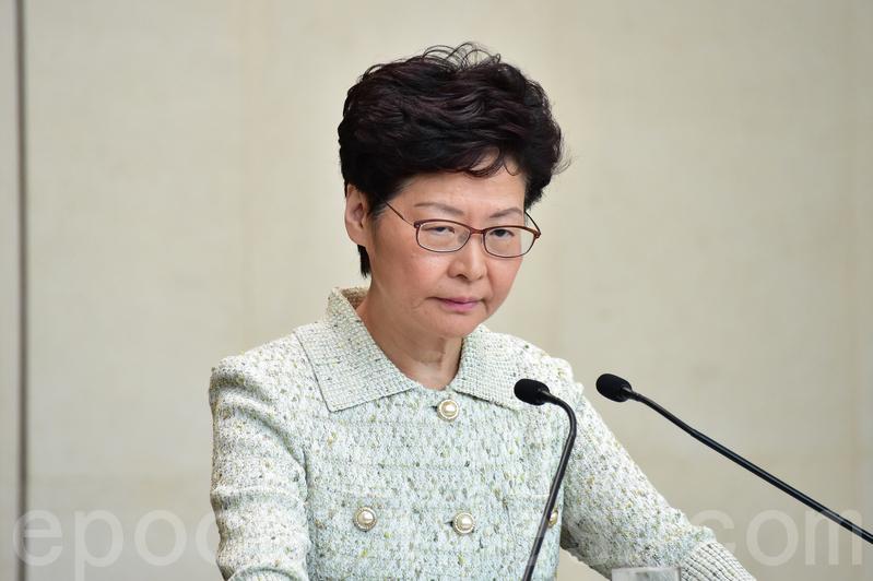 再創歷史新低 林鄭月娥民望淨值-72%