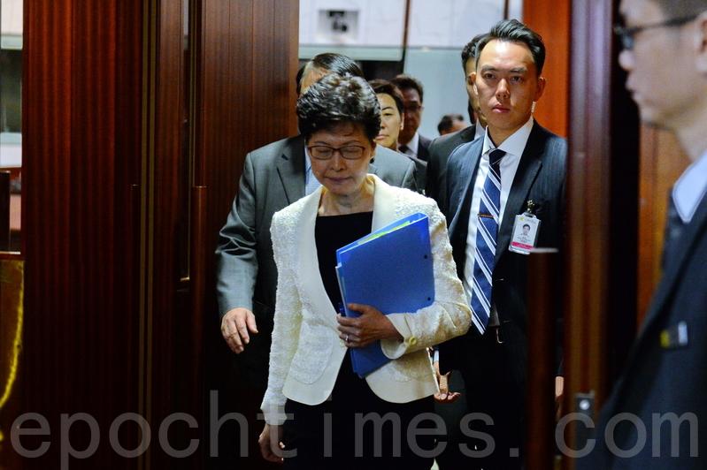 撤換林鄭消息 分析:北京某方勢力傳出