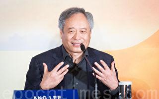 华人导演第一人 李安获英国奥斯卡终身成就奖