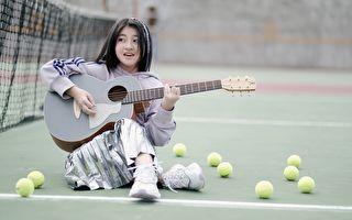 泰少女Gail拍新曲MV  搭小船漂流好惬意