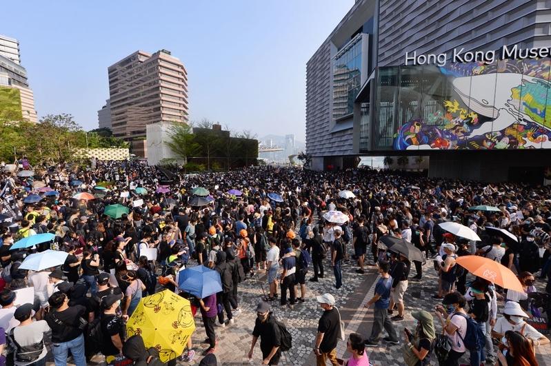 分析:香港危機未解 中共更大麻煩接踵而來