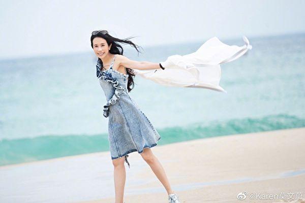 莫文蔚重返雪梨開唱 漫步海岸偷閒拍寫真
