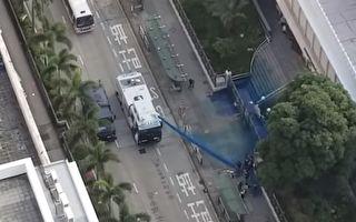 港警射九龙清真寺 目击信徒:绝非意外
