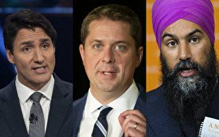 加拿大大选 无政党获过半数席位咋办?