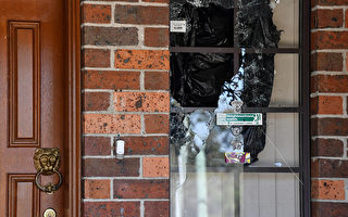 一男子夜袭西悉尼两处警局 被当场击毙