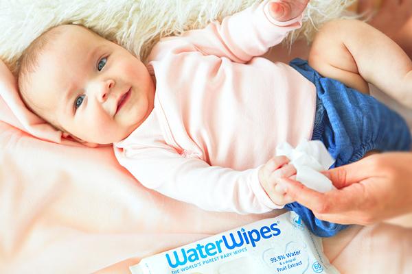 爱尔兰制造的WaterWipes婴儿湿巾
