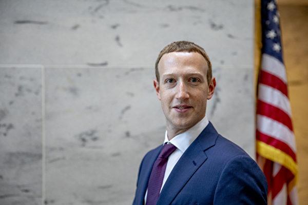 Facebook創辦人馬克・祖克柏是《富比士》400美國富豪排行榜中13位年齡低於40歲的年輕富豪之一。(Samuel Corum/Getty Images)