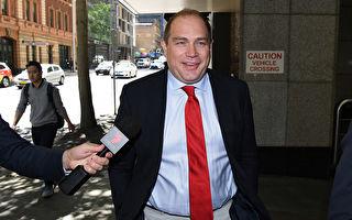 澳大利亚新州工党前秘书长克莱门茨(Jamie Clements)