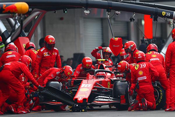 F1墨西哥站:漢密爾頓登頂