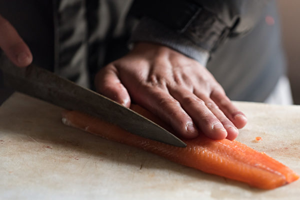 chef knife, shutterstock