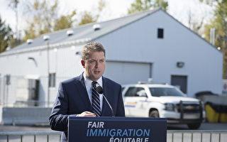 希尔承诺制止非法入境申请难民
