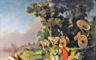 伦勃朗的内心世界 作品历久不衰的原因