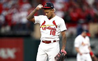 MLB季後賽紅雀終結者放火 勇士逆轉聽牌