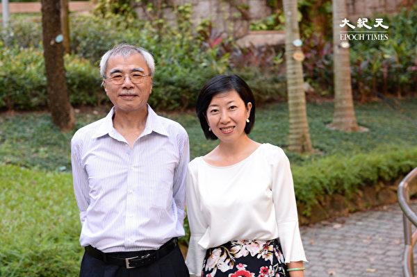 香港資深時事評論員、前《信報》總編練乙錚接受梁珍專訪(宋碧龍/大紀元)