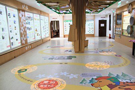 獅頭山遊客中心APP的精彩導覧,令人驚奇。