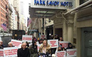 游民收容所将曼哈顿房价拉下17%