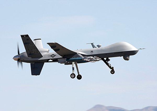 MQ-9收割者無人機(公有領域)