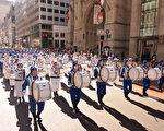 百萬人觀看哥倫布日遊行 天國樂團備受矚目