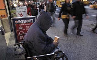 惨案后 纽约人要求解决游民问题