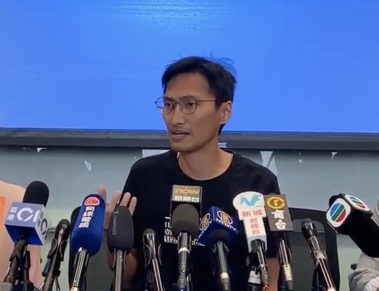 專訪:朱凱迪談《禁蒙面法》搞亂香港