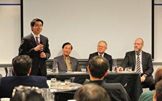 學者抵加拿大談台灣大選 揭中共滲透
