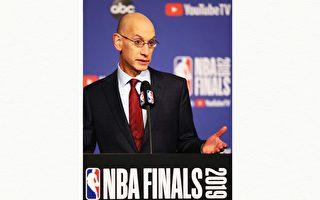 """NBA风波延烧 意外点燃美中""""价值之战"""""""